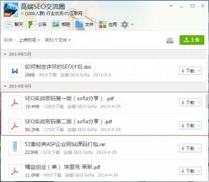seo实战密码pdf版