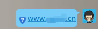 qq风险网站提示