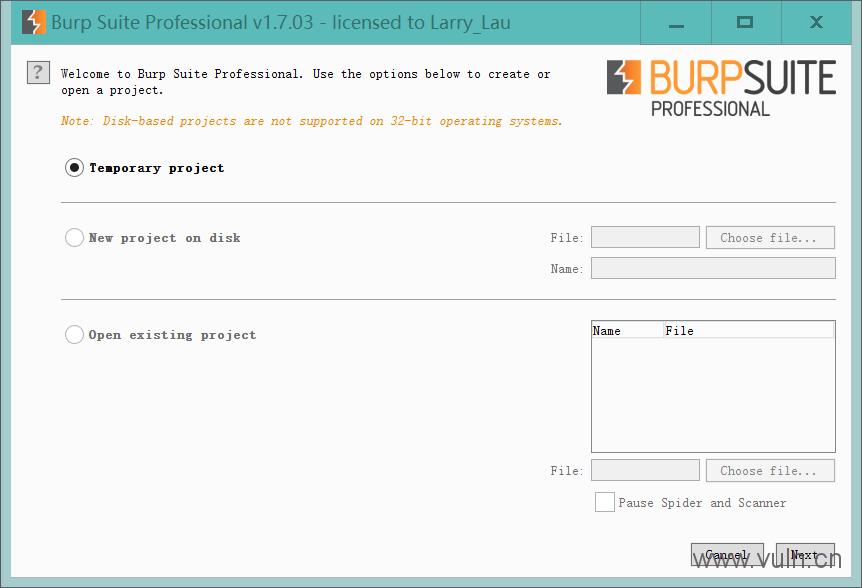 burpsuite1.7破解版